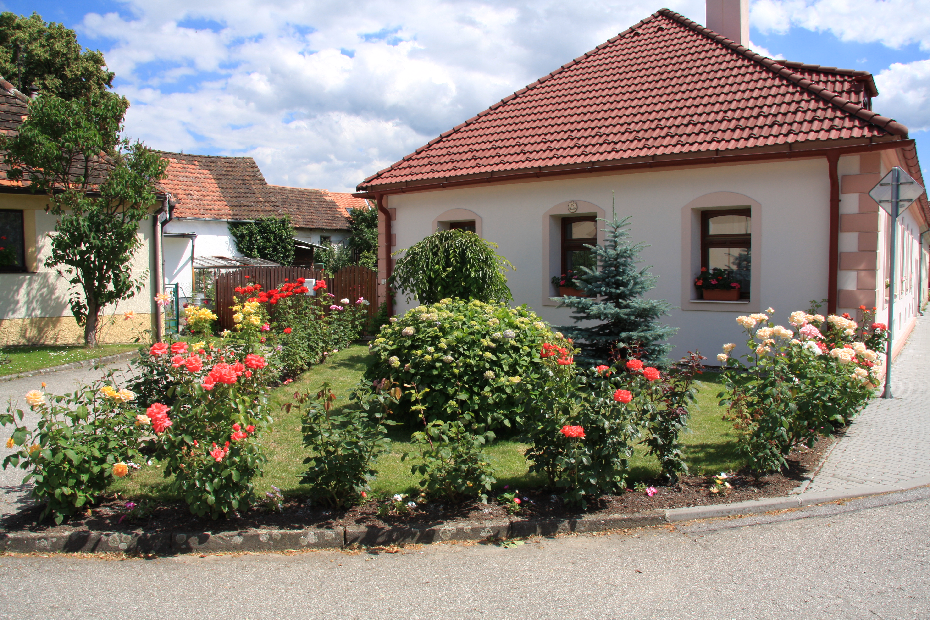 Zahrada pro klienta, okres České Budějovice